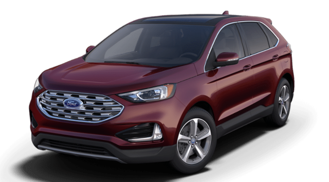 New 2019 Ford Edge SEL SUV in Elkhart